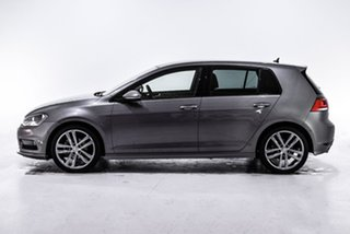 2017 Volkswagen Golf VII MY17 110TSI DSG Highline Grey 7 Speed Sports Automatic Dual Clutch