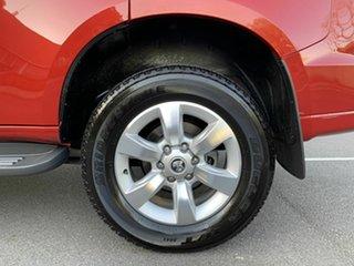 2015 Holden Colorado 7 RG MY16 LTZ Maroon 6 Speed Automatic Wagon