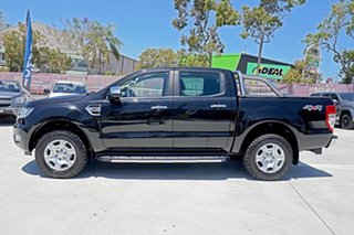2016 Ford Ranger PX MkII XLT Double Cab Jet Black 6 Speed Sports Automatic Utility