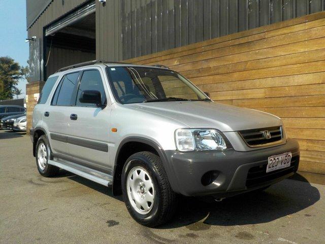 Used Honda CR-V  4WD, 1999 Honda CR-V 4WD Silver 4 Speed Automatic Wagon