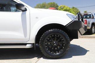 2018 Nissan Navara D23 S3 SL White 7 Speed Sports Automatic Utility