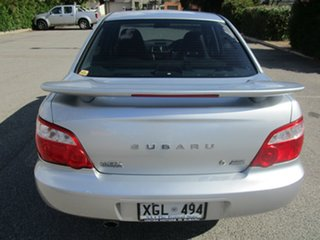 2005 Subaru Impreza GX Luxury (AWD) 5 Speed Manual Sedan