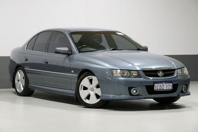 Used Holden Calais VZ MY06 , 2006 Holden Calais VZ MY06 Grey 5 Speed Auto Active Select Sedan