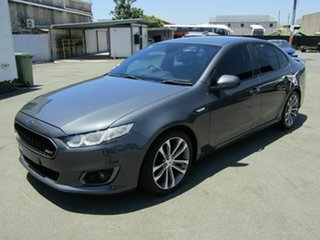 2015 Ford Falcon FG X XR6T Grey 6 Speed Auto Seq Sportshift Sedan