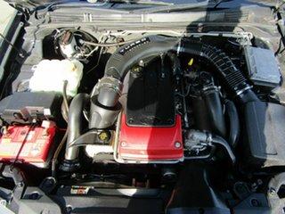 2011 Ford Falcon FG Upgrade XR6T Black 6 Speed Auto Seq Sportshift Sedan