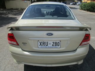 2008 Ford Falcon BF MkII SR 4 Speed Auto Seq Sportshift Sedan