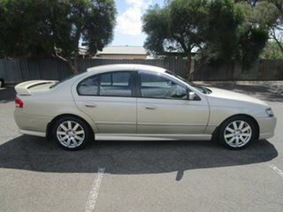 2008 Ford Falcon BF MkII SR 4 Speed Auto Seq Sportshift Sedan.