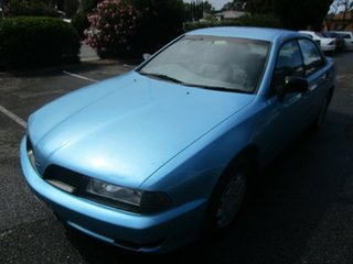 2002 Mitsubishi Magna TJ Executive 5 Speed Manual Sedan.