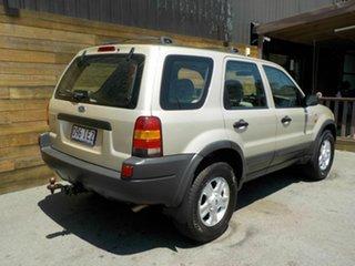 2003 Ford Escape ZA XLT Gold 4 Speed Automatic Wagon.