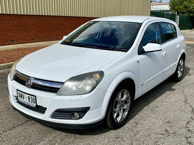 Used Holden Astra AH MY07 CDX, 2007 Holden Astra AH MY07 CDX 5 Speed Manual Hatchback