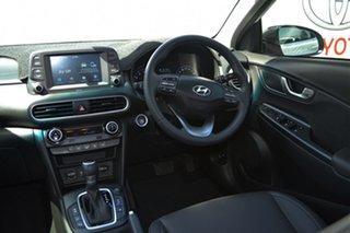2018 Hyundai Kona OS Highlander (FWD) White 6 Speed Automatic Wagon