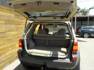 2003 Ford Escape ZA XLT Gold 4 Speed Automatic Wagon