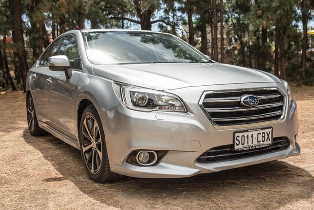 Used Subaru Liberty B6 MY16 2.5i CVT AWD Premium, 2016 Subaru Liberty B6 MY16 2.5i CVT AWD Premium Silver 6 Speed Constant Variable Sedan