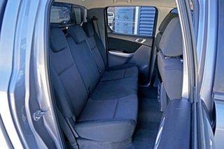 2012 Mazda BT-50 UP0YF1 XTR Silver 6 Speed Manual Utility
