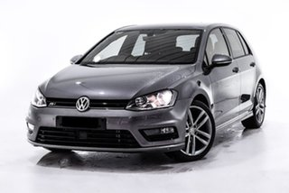 2017 Volkswagen Golf VII MY17 110TSI DSG Highline Grey 7 Speed Sports Automatic Dual Clutch.