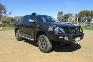 2019 Mazda BT-50 UR0YG1 XTR Bronze 6 Speed Manual Utility.