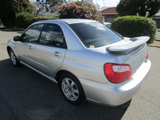 2005 Subaru Impreza GX Luxury (AWD) 5 Speed Manual Sedan