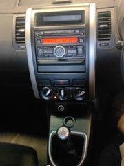 2010 Nissan X-Trail T31 Series IV ST 2WD Silver 6 Speed Manual Wagon