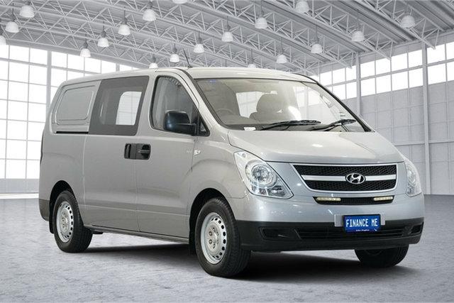 Used Hyundai iLOAD TQ2-V MY13 , 2013 Hyundai iLOAD TQ2-V MY13 Grey 6 Speed Manual Van