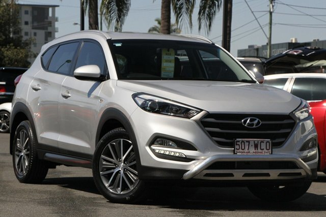 Used Hyundai Tucson TL Active X 2WD, 2015 Hyundai Tucson TL Active X 2WD Silver 6 Speed Sports Automatic Wagon