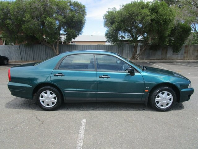 Used Mitsubishi Magna TJ Executive, 2003 Mitsubishi Magna TJ Executive 4 Speed Auto Sports Mode Sedan