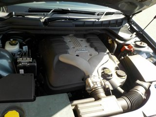 2006 Holden Statesman WM Grey 5 Speed Sports Automatic Sedan