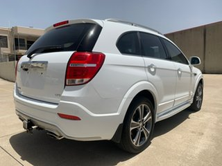 2016 Holden Captiva CG MY16 LTZ AWD White 6 Speed Sports Automatic Wagon