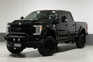 2018 Ford F350 Lariat Black Ops Dual Cab.