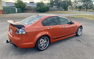 2006 Holden Commodore VE SS 6 Speed Sports Automatic Sedan