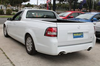 2016 Holden Ute VF II White 6 Speed Automatic Utility