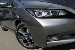 2021 Nissan Leaf ZE1 Gun Metallic 1 Speed Reduction Gear Hatchback.