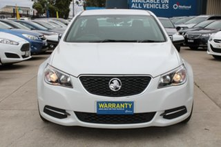 2016 Holden Ute VF II White 6 Speed Automatic Utility.