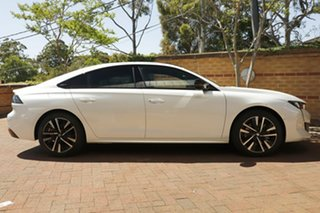 2019 Peugeot 508 R8 MY19 GT White 8 Speed Sports Automatic Fastback
