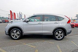 2013 Honda CR-V RM MY14 VTi-L 4WD Silver 5 Speed Sports Automatic Wagon