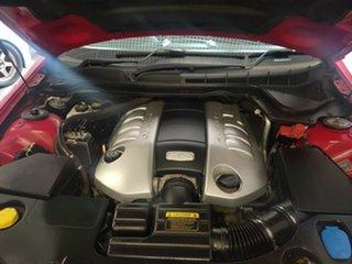 2006 Holden Commodore VE SS V Red 6 Speed Manual Sedan