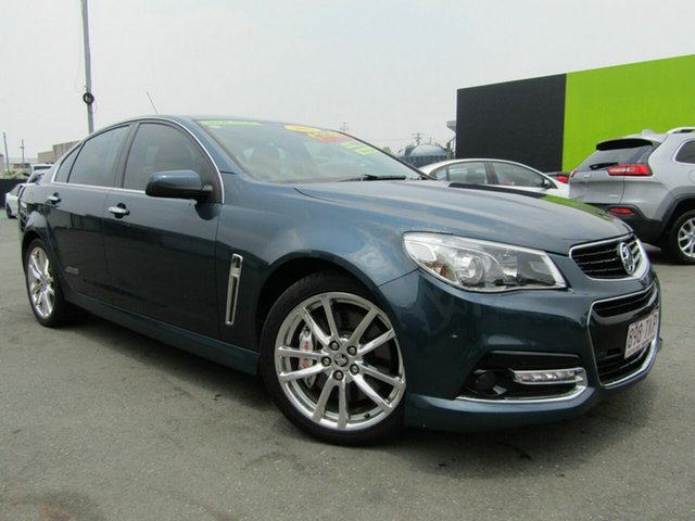 Used Holden Commodore VF SS-V Redline, 2013 Holden Commodore VF SS-V Redline Grey 6 Speed Manual Sedan