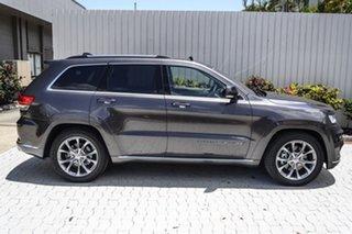 2019 Jeep Grand Cherokee WK MY19 Summit Granite Crystal Metallic Clearcoat 8 Speed Sports Automatic.