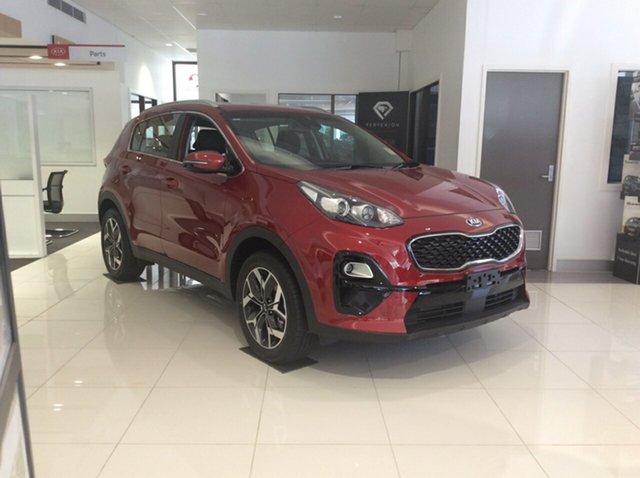 Demo Kia Sportage QL MY20 SX 2WD, 2019 Kia Sportage QL MY20 SX 2WD Fiery Red 6 Speed Sports Automatic Wagon