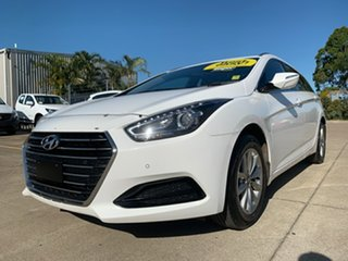 2016 Hyundai i40 VF4 Series II Active Tourer D-CT White 7 Speed Sports Automatic Dual Clutch Wagon