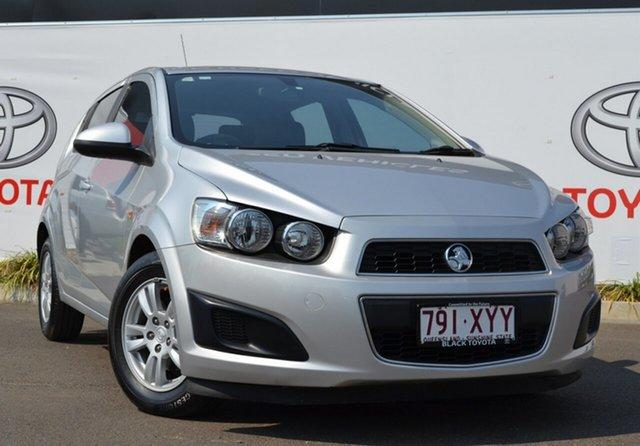 Used Holden Barina TM , 2011 Holden Barina TM 6 Speed Automatic Hatchback