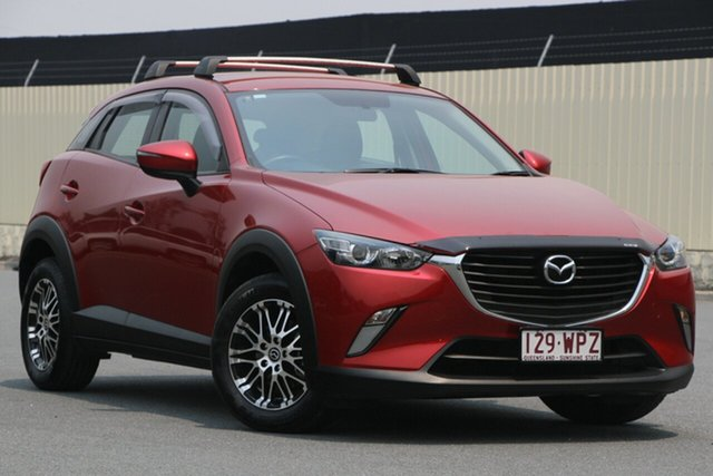 Used Mazda CX-3 DK2W76 Maxx SKYACTIV-MT, 2016 Mazda CX-3 DK2W76 Maxx SKYACTIV-MT Soul Red 6 Speed Manual Wagon