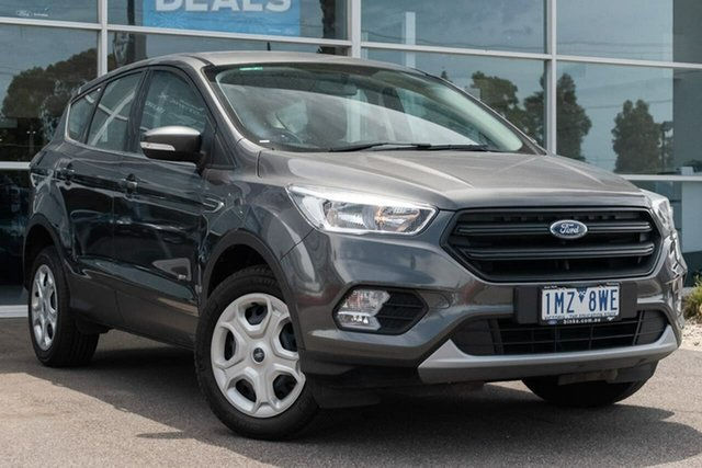 Used Ford Escape ZG 2018.00MY Ambiente AWD, 2018 Ford Escape ZG 2018.00MY Ambiente AWD 6 Speed Sports Automatic Wagon