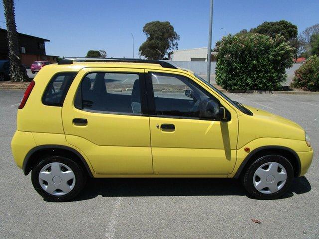 Used Suzuki Ignis  GL, 2002 Suzuki Ignis GL 4 Speed Automatic Hatchback