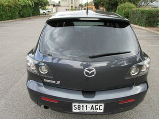 2007 Mazda 3 BK MY06 Upgrade SP23 5 Speed Auto Activematic Hatchback