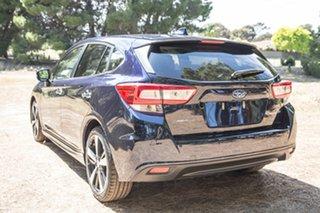 2019 Subaru Impreza G5 MY19 2.0i-S CVT AWD Dark Blue Pearl 7 Speed Constant Variable Hatchback