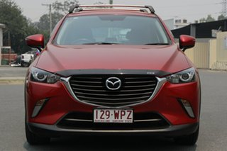 2016 Mazda CX-3 DK2W76 Maxx SKYACTIV-MT Soul Red 6 Speed Manual Wagon