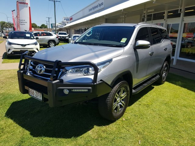 Demo Toyota Fortuner  , Fortuner GXL 2.8L T Diesel Automatic Wagon 1Y17120 003