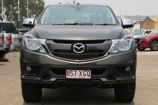 2017 Mazda BT-50 UR0YG1 XTR Titanium Flash 6 Speed Manual Utility.