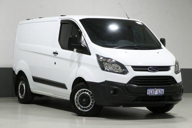 Used Ford Transit Custom VN MY15.50 290S (SWB), 2015 Ford Transit Custom VN MY15.50 290S (SWB) White 6 Speed Manual Van