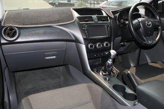 2017 Mazda BT-50 UR0YG1 XTR Titanium Flash 6 Speed Manual Utility
